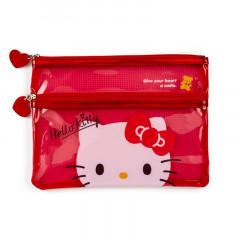 Japan Sanrio A5 Multi Case - Hello Kitty