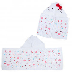 Japan Sanrio Hooded Cool Towel - Hello Kitty