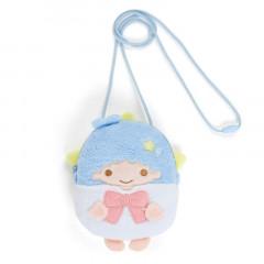 Japan Sanrio Neck Pouch - Little Twin Stars Kiki