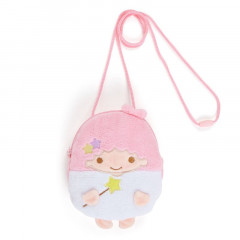 Japan Sanrio Neck Pouch - Little Twin Stars Lala