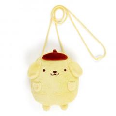 Japan Sanrio Neck Pouch - Pompompurin