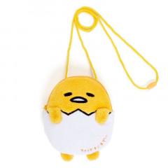 Japan Sanrio Neck Pouch - Gudetama