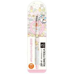 Japan San-X Kuru Toga Mechanical Pencil - Sumikko Gurashi / Playground