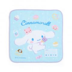 Japan Sanrio Handkerchief Petit Towel - Cinnamoroll / Funny