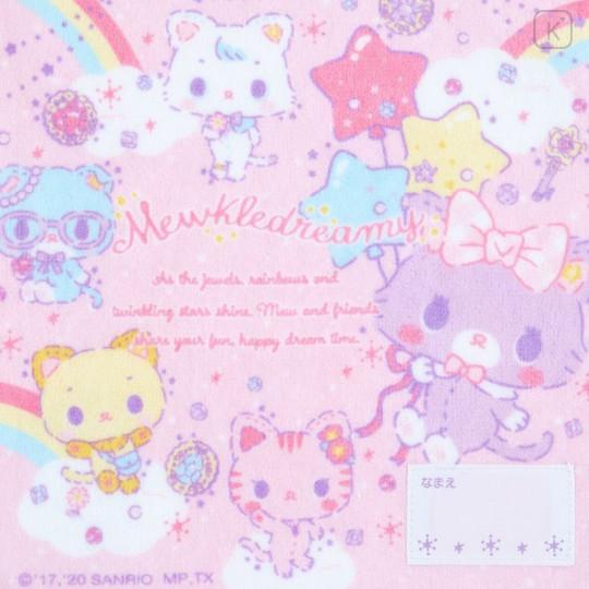 Japan Sanrio Handkerchief Petit Towel - Mewkledreamy - 2