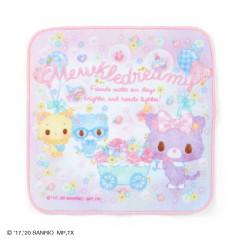 Japan Sanrio Handkerchief Petit Towel - Mewkledreamy / Party