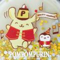 Japan Sanrio 2-sided Pocket Mirror - Pompompurin / 25th Anniversary - 4
