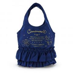 Japan Sanrio Ruffle Bag - Cinnamoroll