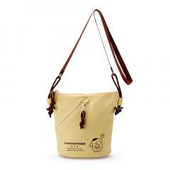 Japan Sanrio Sacoche Shoulder Bag - Pompompurin