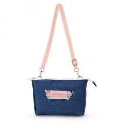 Japan Sanrio Kids Sacoche Shoulder Bag - My Melody