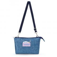 Japan Sanrio Kids Sacoche Shoulder Bag - Cinnamoroll