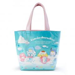 Japan Sanrio Tote Bag - Ice Friends