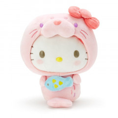 Japan Sanrio Ice World Plush - Hello Kitty / Seal