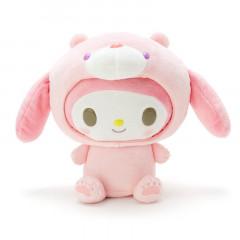 Japan Sanrio Ice World Plush - My Melody / Polar Bear