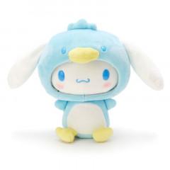 Japan Sanrio Ice World Plush - Cinnamoroll / Penguin