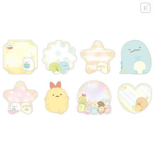 Japan San-X Writable Seal Bits Sticker - Sumikko Gurashi / Dot - 2