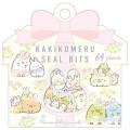 Japan San-X Writable Seal Bits Sticker - Sumikko Gurashi / Mysterious Rabbit Oniwa - 1