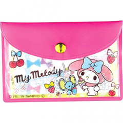 Japan Sanrio Sticky Notes with Case - My Melody