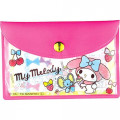 Japan Sanrio Sticky Notes with Case - My Melody - 1