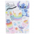 Japan Disney B5 File - Stitch - 1