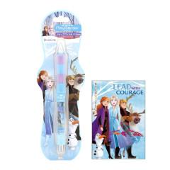 Japan Disney Dr. Grip Play Border Mechanical Pencil - Frozen II