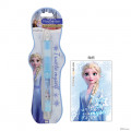 Japan Disney Dr. Grip Play Border Shaker Mechanical Pencil - Frozen Elsa - 1