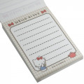 Japan Sanrio B8 Mini Notepad - Hello Kitty / Living - 2