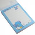 Japan Sanrio B8 Mini Notepad - Tuxedosam / Tennis - 2