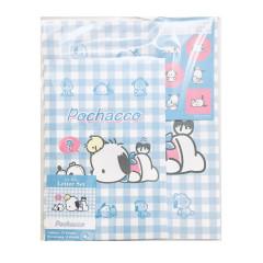 Japan Sanrio Letter Envelope Set - Pochacco / Plaid
