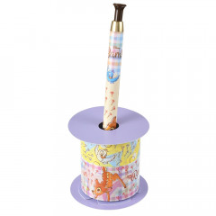 Japan Disney Ballpoint Pen Decoration Tape Stand - Bambi