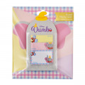 Japan Disney Sticky Notes with Stand - Dumbo & Timothy - 3