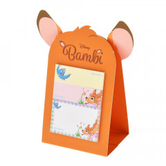 Japan Disney Sticky Notes with Stand - Bambi