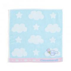 Japan Sanrio Cool Handkerchief Petit Towel - Cinnamoroll