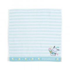 Japan Sanrio Cool Handkerchief Petit Towel - Pochacco