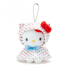 Japan Sanrio Keychain Plush - Hello Kitty / Happy Rainy Days
