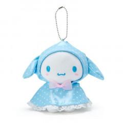 Japan Sanrio Keychain Plush - Cinnamoroll / Happy Rainy Days