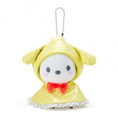 Japan Sanrio Keychain Plush - Pochacco / Happy Rainy Days