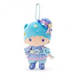 Japan Sanrio Keychain Plush - Little Twin Stars Kiki / Tanabata