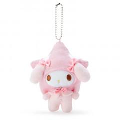 Japan Sanrio Keychain Plush - My Melody / Tanabata