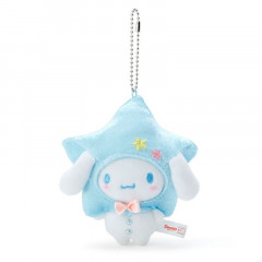 Japan Sanrio Keychain Plush - Cinnamoroll / Tanabata