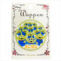 Japan Disney Embroidery Iron-on Applique Patch - Little Green Men - 1