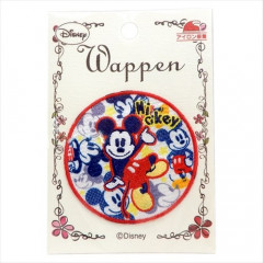 Japan Disney Embroidery Iron-on Applique Patch - Mickey