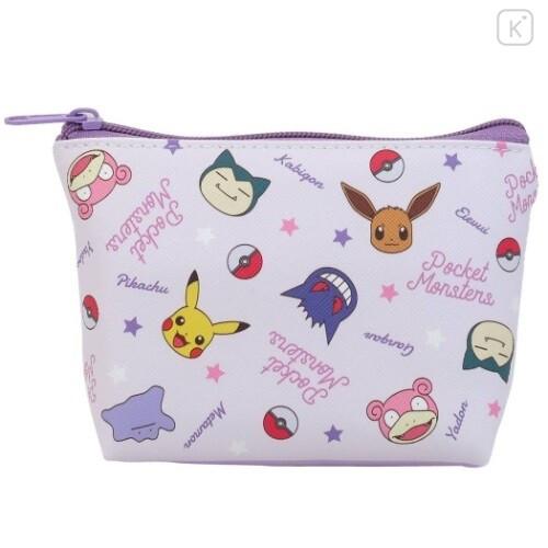 Japan Pokemon Triangular Pouch - Mix - 1