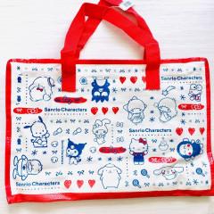 Sanrio Eco Shopping Bag - Sanrio Family