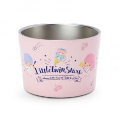 Japan Sanrio Stainless Dessert Cup - Little Twin Stars