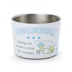 Japan Sanrio Stainless Dessert Cup - Cinnamoroll