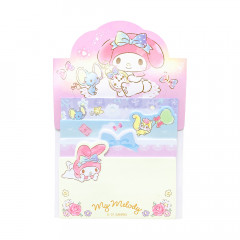 Sanrio Sticky Notes with Stand - My Melody