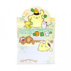 Sanrio Sticky Notes with Stand - Pompompurin