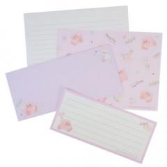 Japan Kirby Letter Envelope Set - Lovely Sweet