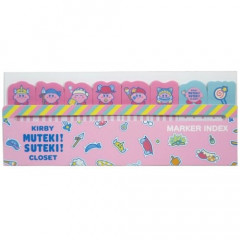Japan Kirby Sticky Memo Notes - Cosplay / Pink
